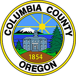 Columbia County Oregon logo